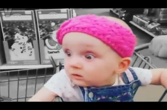 You will have TEARS IN YOUR EYES FROM LAUGHING – The FUNNIEST Babies compilation